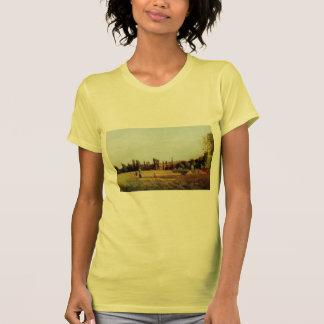 St. Hilário de Varenne de do La de Camilo Pissarro Tshirt