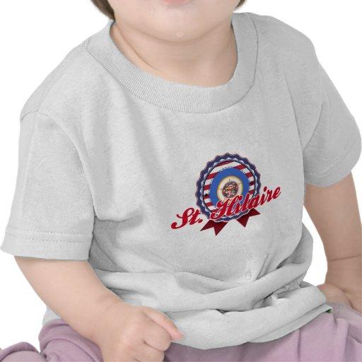 St. Hilário, manganês Camiseta