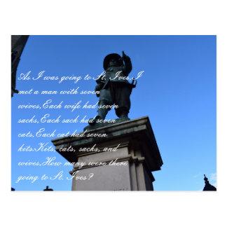 St Ives, cartão