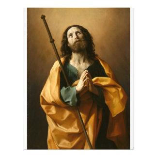 St James o maior Modelo De Panfletos