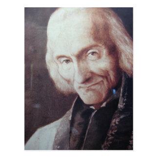 St. Jean Marie Vianney Cartão Postal