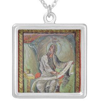 St John o evangelista, dos evangelho de Ebbo Bijuterias Personalizadas
