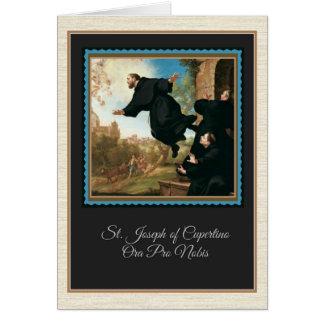 St Joseph do cartão de Cupertino