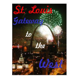 St Louis, cartão do MO