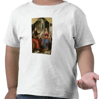 St Luke que pinta o Virgin, c.1545 Camiseta