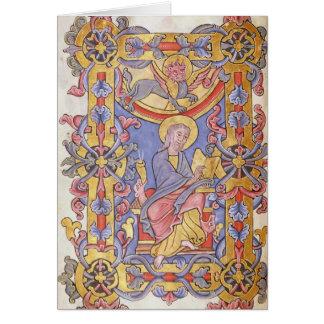 St Mark Cartão Comemorativo