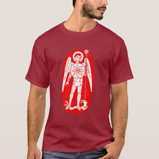 St Michael, arcanjo do átomo Camiseta