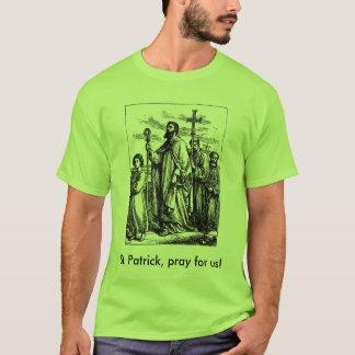 St Patrick, consumidor da camisa de Ireland
