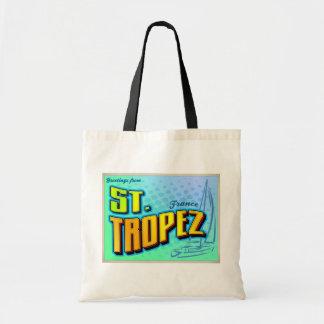 ST TROPEZ SACOLA TOTE BUDGET