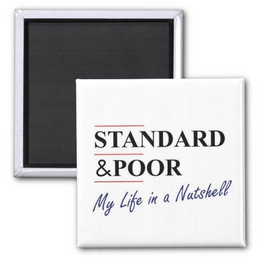 Standard & Poor: Minha vida em resumo Ima