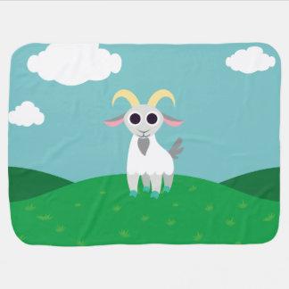 Stanley a cabra cobertorzinho para bebe