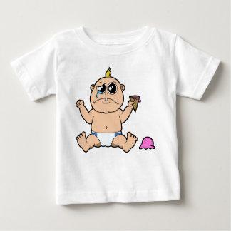 Stanley triste camisetas