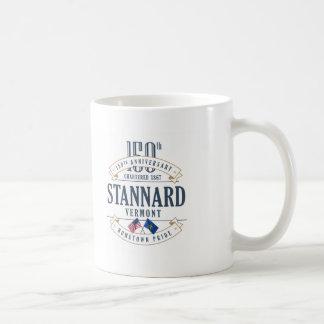 Stannard, caneca do aniversário de Vermont 100th