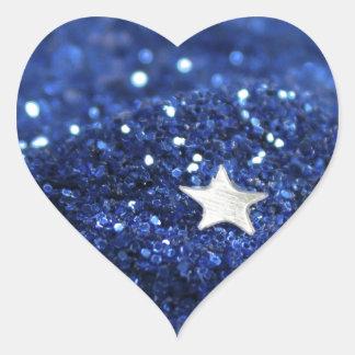 Star Adesivo Coração