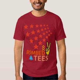 Starstruck/esmeralda/bege T-shirts