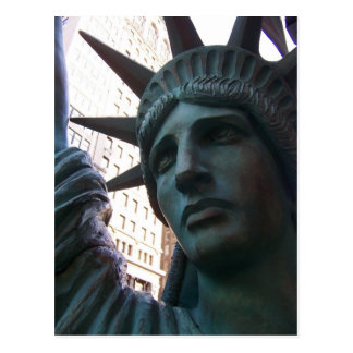 Staute do cartão da liberdade