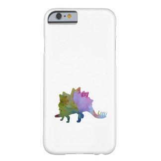 Stegosaurus Capa Barely There Para iPhone 6