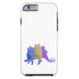 Stegosaurus Capa Tough Para iPhone 6