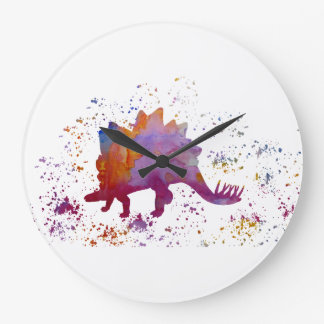 Stegosaurus Relógios De Paredes