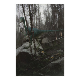Stenonychosaurus Pôster