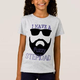 Stepdad distorcido camiseta