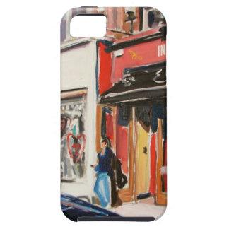 stephens Dublin verde do café Capa Tough Para iPhone 5