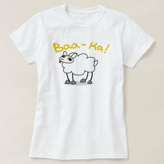 Steve a camisa das mulheres do Baa-Ka dos