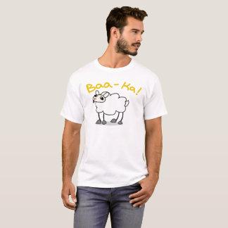 Steve a camisa do Baa-Ka dos carneiros