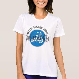 Stir Mães-Durham louco: Camisa Running
