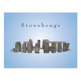 Stonehenge: Cartão
