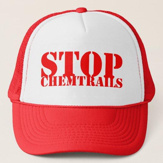 Stop Chemtrails - Boné