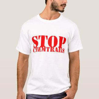 Stop Chemtrails - Camiseta