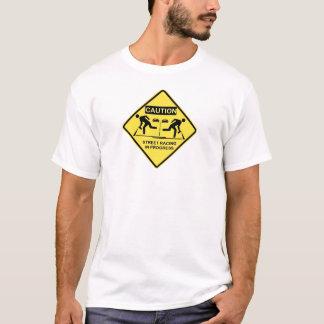 Street_Racing_In_Progress_by_rder Camiseta