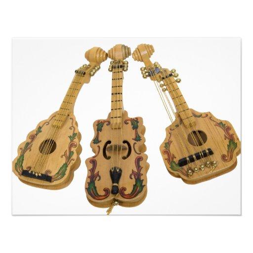 StringedMusicalInstruments082909 Convite Personalizados