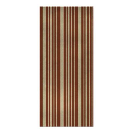 stripes52 TAN MARROM SHINY-LIKE TEXTURED LISTRA O Planfeto Informativo Colorido