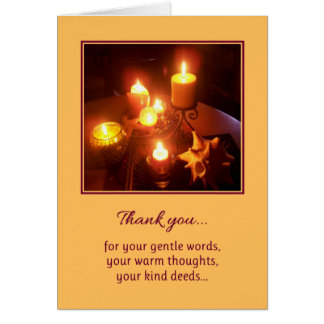 Sua amizade preciosa… cartão comemorativo