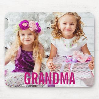 Sua avó Mousepad da foto dos miúdos
