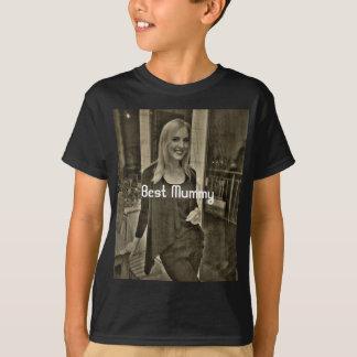 Sua foto feita sob encomenda camiseta
