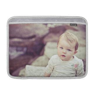 Sua fotografia bolsas para MacBook air