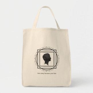 Sua história transforma-se sua sabedoria - o bolsa