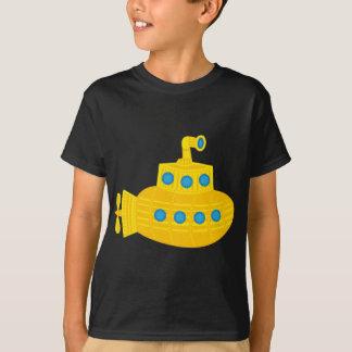 Submarino amarelo camiseta