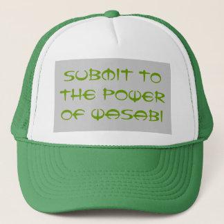 Submeta ao poder de Wasabi Boné