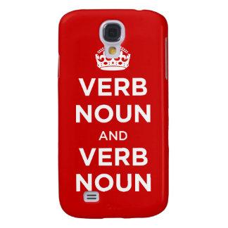 Substantivo do verbo e substantivo do verbo capas samsung galaxy s4