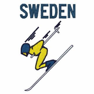 Suecia do esqui - customizável