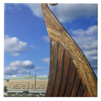 Suecia, Éstocolmo, porto, de Gamla Stan,