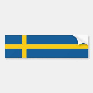 Suecia/sueco/bandeira sueco adesivo para carro