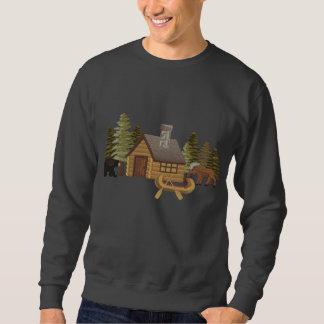 Suéter Bordado Cabine de Northwoods
