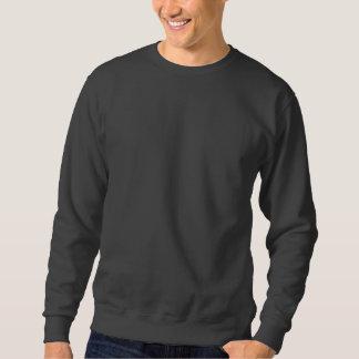 Suéter Bordado Camisa bordada canalizador aposentada