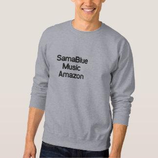 Suéter Bordado Camisola de SamaBlue