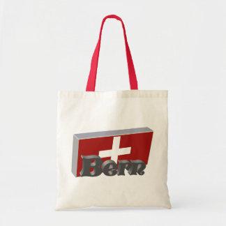 Suíça 3D+H Bolsa Para Compras